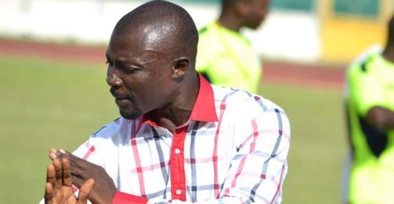 Techiman Eleven Wonders Head Coach Enos Adepa