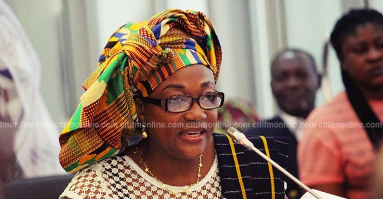 I didn't back 'sex for jobs claim' against EC Chair – Otiko Djaba