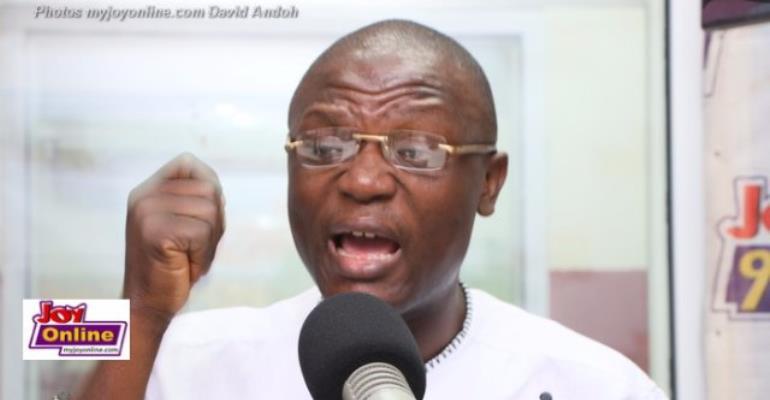 Akufo-Addo should have delayed Agyarko swearing in - Kofi Adams