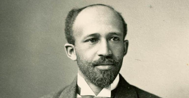 Dr. W.E.B. Du Bois