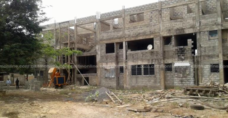 Tema: Theatre, Maternity Ward, Morgue Projects Abandoned At General Hospital