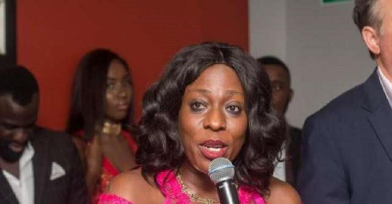 Tourism Minister,Catherine Afeku
