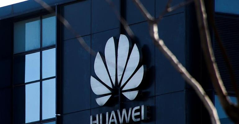Not all Huawei's materials come from China, company says