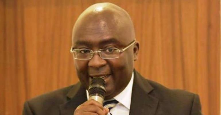 GHC7 billion expenditure not disclosed in gov't data - Dr Bawumia