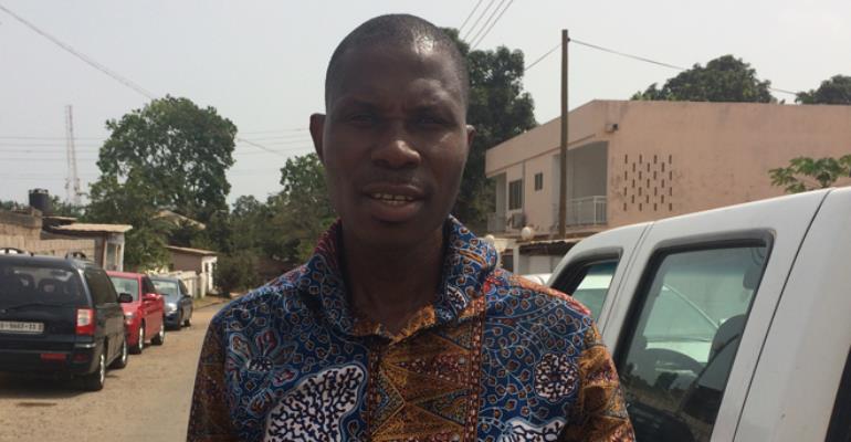 Djornubuah Alex Tetteh – MP for Sefwi Akontombra