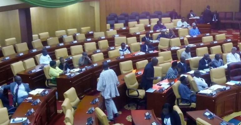 Bribery scandal: MPs In Crunch Meeting