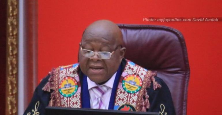 Speaker sets up 5-member Committee to probe bribery claim