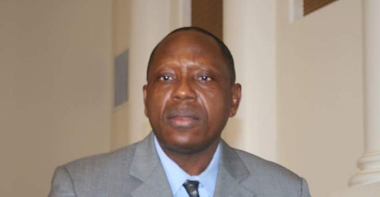 Moses D. Sandy, National President of ALJA