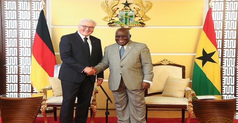 Media Abuse Of Presidential Coat Of Arms Of Ghana