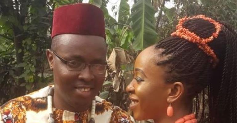Movie Producer, Ikenna Donald Weds Long Time Lover