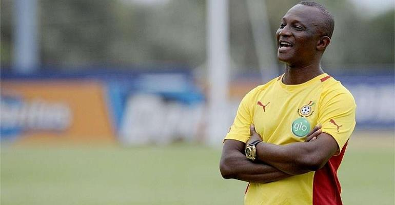 Coach Kwesi Appiah Gets Contract Extension