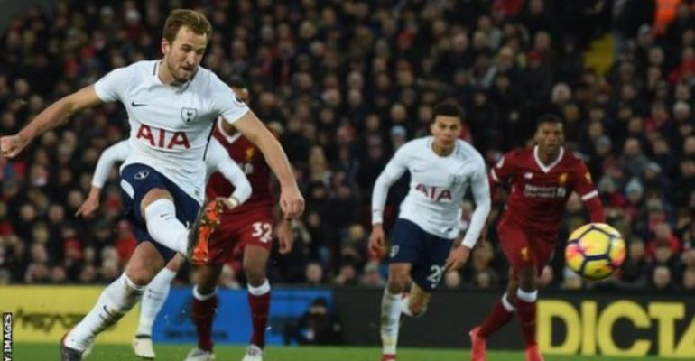 Kane reaches 100 Premier League goals in dramatic style