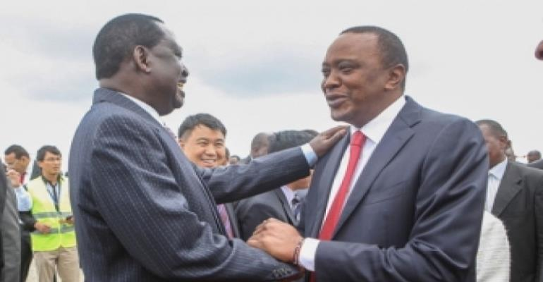African Leaders Must Learn To Solve Their Own Problems, We Don't Have To Leave Kenya Alone