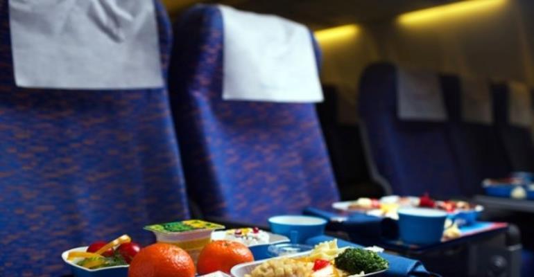 The Science Behind Airplane Food