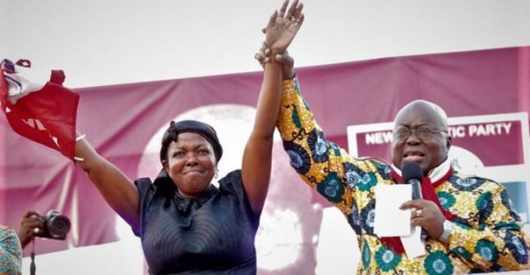 Bloody Widow; A Distasteful Way To Describe Any Widow In Ghana, Says Npp-Finland.