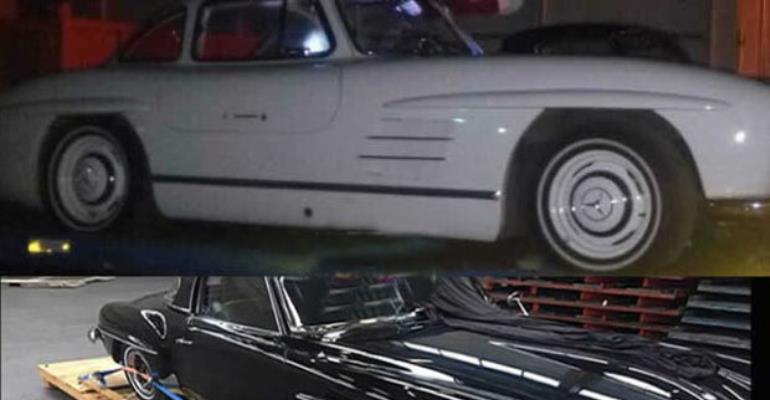 Revealed! Faces Behind Smuggled Luxury Cars