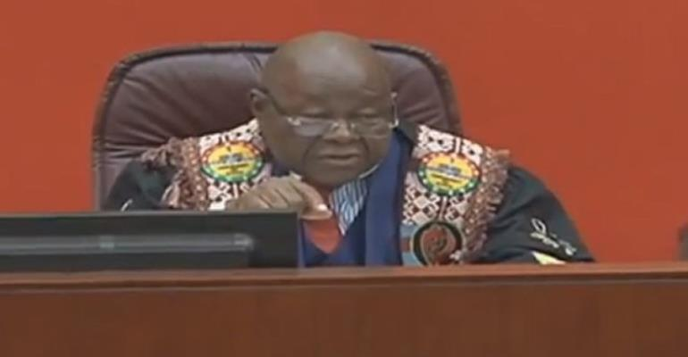 Parliament Is Not Your Personal Property--Minority To Speaker