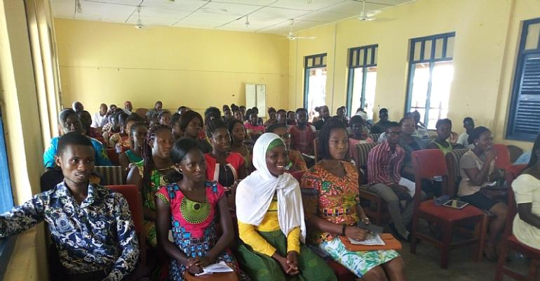 Adopt Positive Attitude to Work--Tarkwa-Nsuaem MCE Urge Teachers
