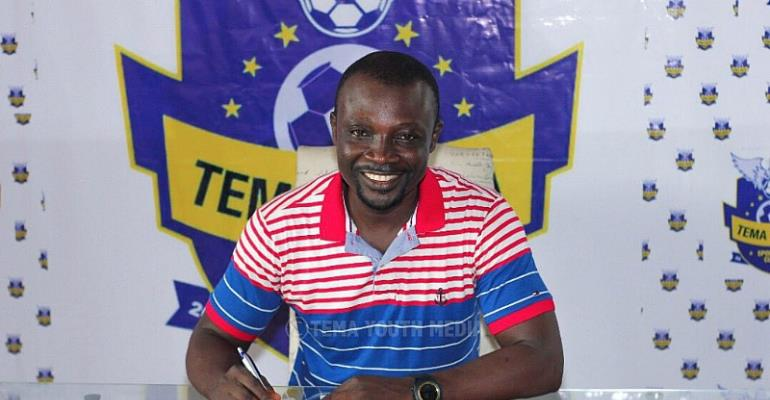 Anos Adepa: Tema Youth Confirm Former Wa All Stars Coach As New Boss