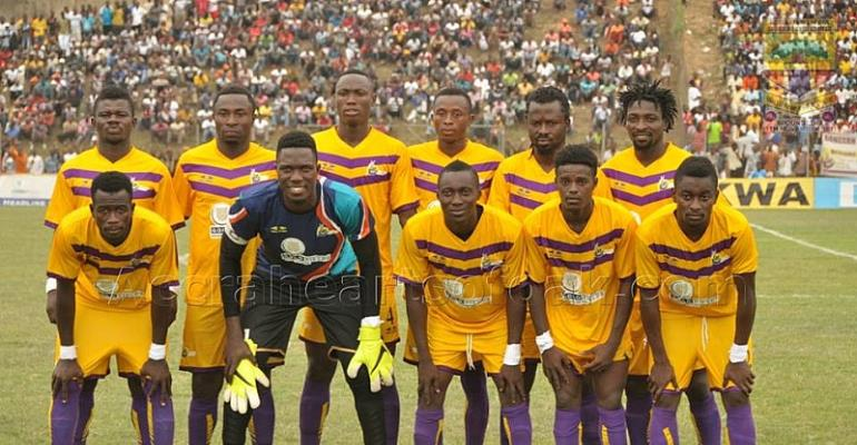 Medeama Move Ahead Of Hearts, Kotoko In African Rankings