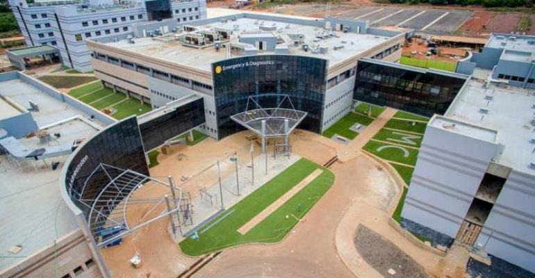 #SOTNGhana:A look at Ghana's health sector under Nana Addo