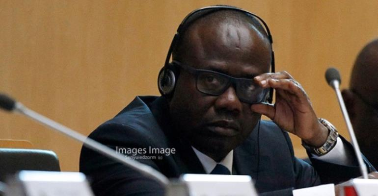 My Own Members At GFA Betrayed Me - Kwesi Nyantakyi Reveals