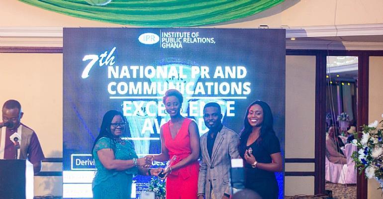 Ogilvy Ghana Awarded Top Consultancy Firm