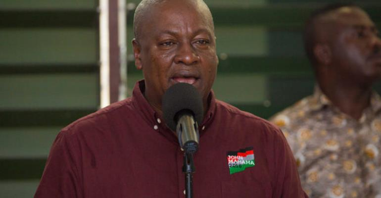 Begotten Of Violence- NDC In Boot For Boot Campaign