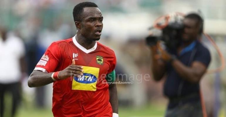 Asante Kotoko Captain Amos Frimpong Disclose Readiness To Face CARA Club Clash
