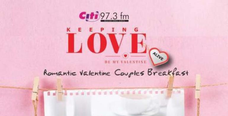 'Keep Love Alive' Slated For This Saturday