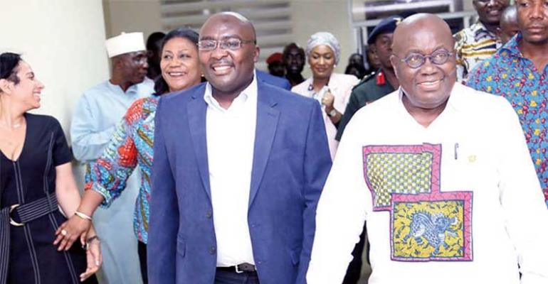 The Return Of Bawumia
