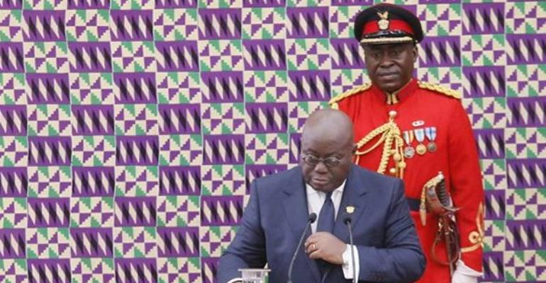 Gov't Will Retrieve All Illegally Acquired Monies - Akufo-Addo
