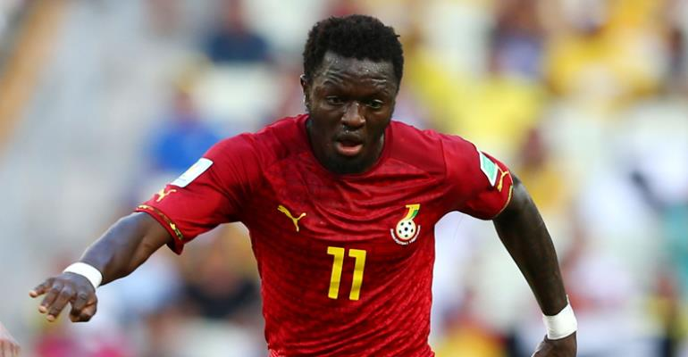BREAKING NEWS... La Liga Side Deportivo La Coruna Agree To Sign Black Stars Mifeilder Sulley Muntari