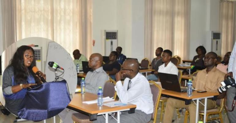 First Open University In Ghana Organised Coding Clinic