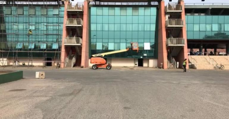 Gov't Pump ¢12.5m Into Renovation Of Accra Stadium
