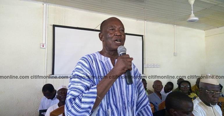 Kassena Nankana West DCE Dead