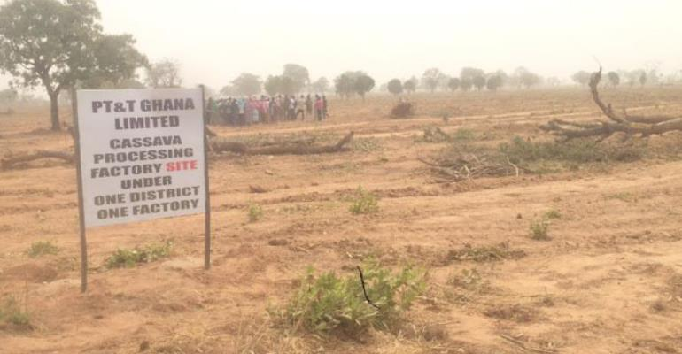 'One Village, One Dam Starts This Year' - Akufo-Addo
