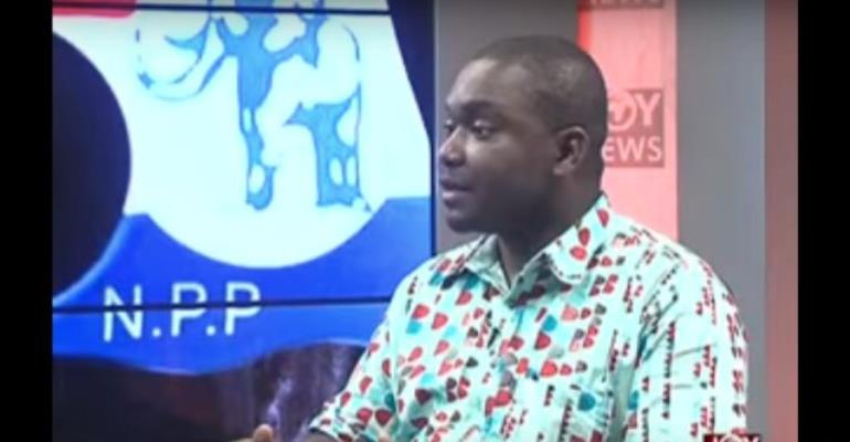 Ghana Can Only Progress Under NPP – NPP Man