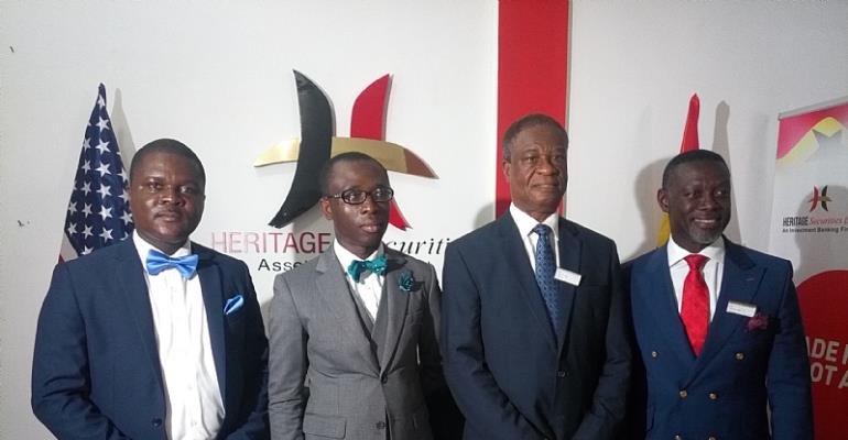 US FED Group, Heritage Securities Promotes Export Trade Financing