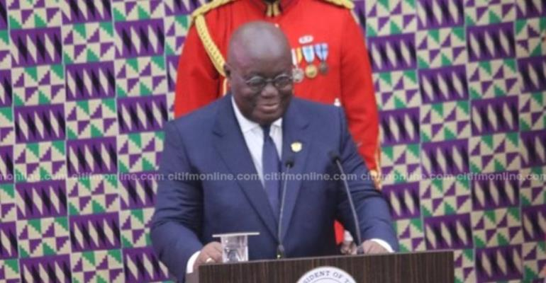 Full Text: 2018 State Of The Nation Address By President Akufo-Addo