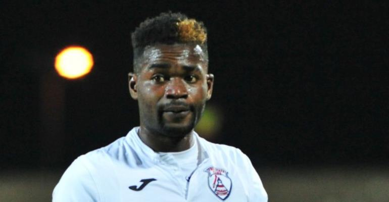 Ghanaian Striker Mohammed Anas Set To Be Axed From Free State Stars