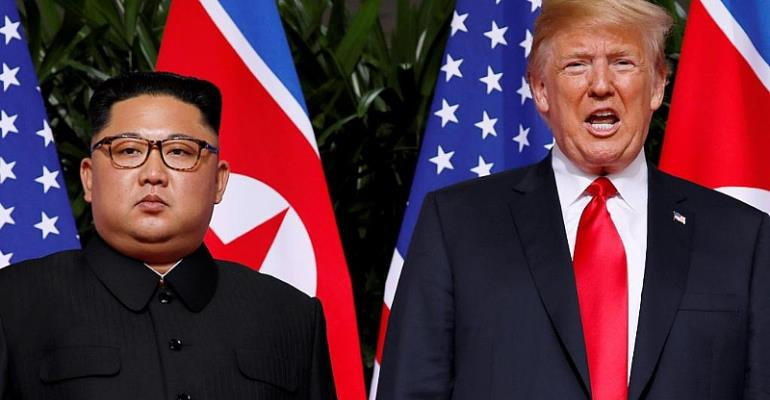 Trump says summit with Kim to take place in Hanoi