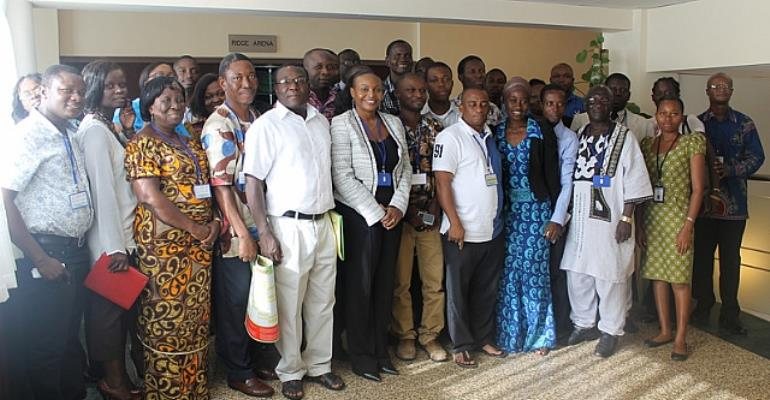 WACSI and STAR Ghana Promote Dialogue on Capacity Development for CSOs