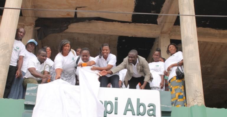 SINAPI ABA TRUST, NOW SINAPI ABA SAVINGS AND LOANS