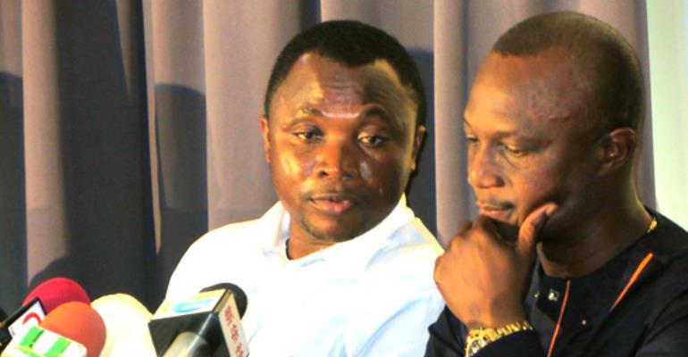 Hot Audio: Updates From Black Stars Camp In Kumasi