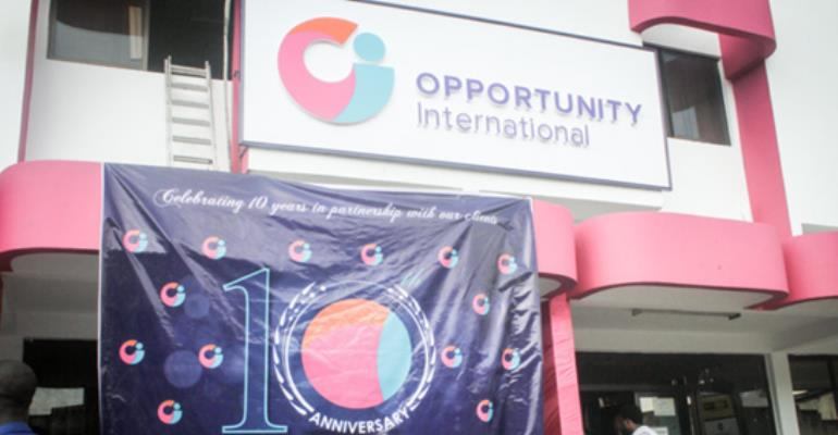 The Newly Rebranded Opportunity International