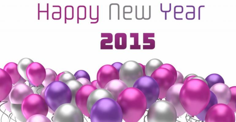 New Entry Resolutions 2015