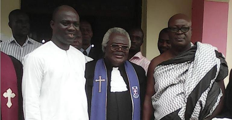 There Is No Tension Between Christians and Muslims- Presby Moderator