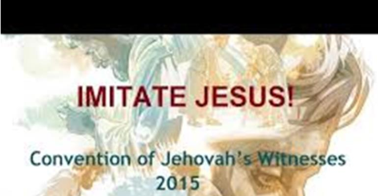 "Jehovah's Witnesses Welcome All To 2015 ""Imitate Jesus!"" Convention"