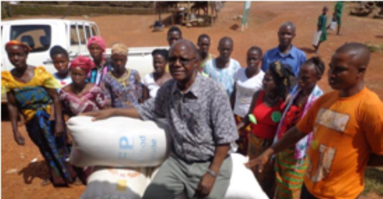 The State Of Ebola And SEND West Africa In Sierra Leone